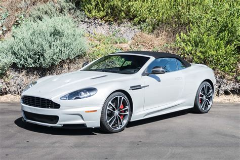 2012 Aston Martin Dbs In Newport Beach Ca United States