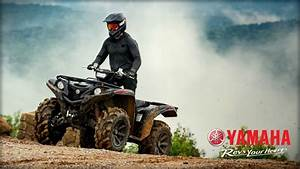 2019 Yamaha Grizzly Eps Se Tactical Black