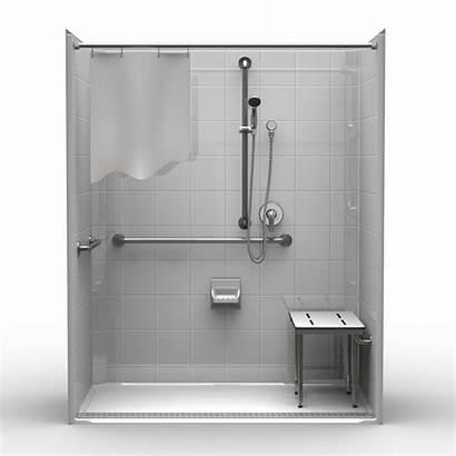 Shower Ada Roll Drain Trench Barrier Piece