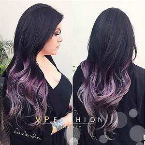 Dark Black / Brown to Pastel Ombre Hair Color Trends 2015 ...