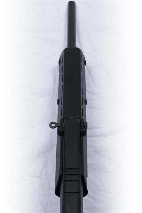 heckler koch sl   heavy match barrel rem