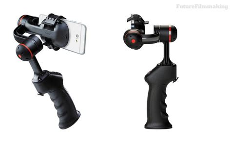 iphone stabilizer sync announces two new stabilizers for iphone gopro