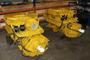 Engines For Caterpillar 3208t Marine Other Construction