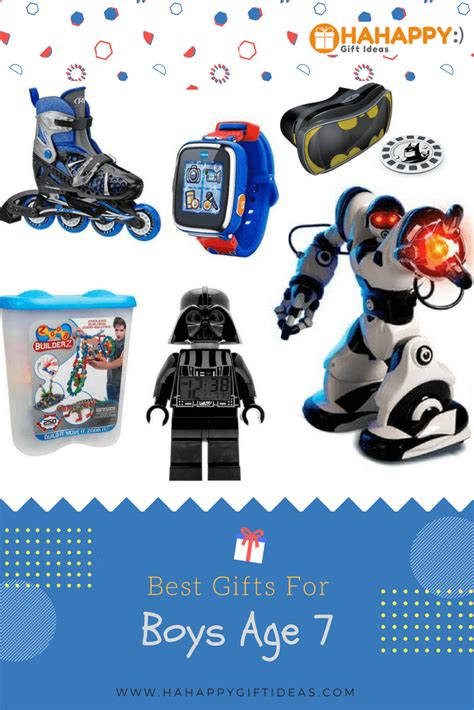 12 best gifts for boys age 7 hahappy gift ideas