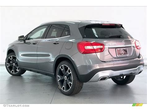 Explore the gla 250 suv, including specifications, key features, packages and more. 2020 Mountain Grey Metallic Mercedes-Benz GLA 250 4Matic ...