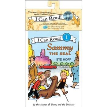 sammy the seal book cd i can read level 1 syd