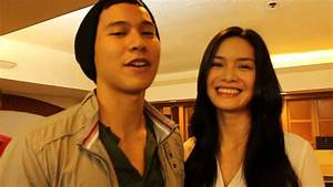 Enchong Dee and Erich Gonzales video greeting for EnRich ...