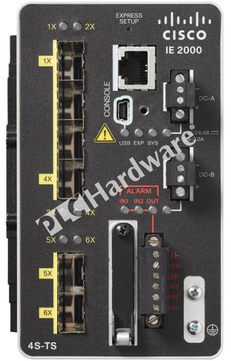 plc hardware cisco   ts    factory open