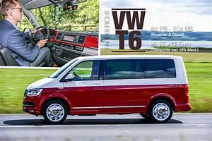 Vw T5 Benziner : vw t6 multivan und transporter erster test vw t6 sg sf ~ Kayakingforconservation.com Haus und Dekorationen