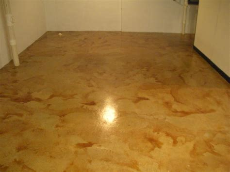 Basement Floor Remodel Get Started Today!  Direct Colors