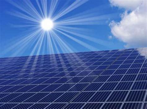 le solaire doit devenir la premi 232 re source d 233 nergie au monde avant 2050 selon l aie