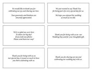 thank you wedding notes best 25 wedding thank you wording ideas on thank you card wording thank you note