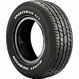 mickey thompson sportsman s t radial tire 275 60 15 solid With solid white letter tires