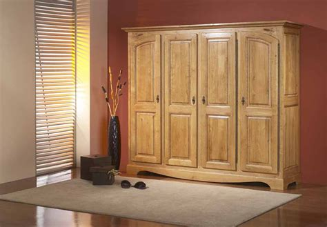chambre chene armoire de chambre en chene