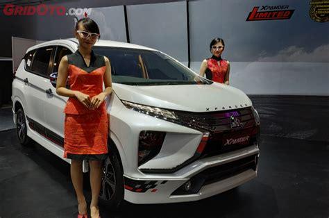 Review Mitsubishi Xpander Limited by Resmi Meluncur Segini Harga Mitsubishi Xpander Limited