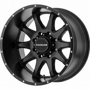 4 NEW 18X9 18 O... Raceline Wheels