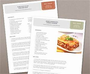 recipe book template recipe books pinterest free With free recipe template for cookbook