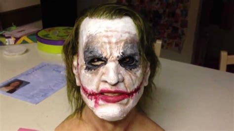 My Custom Silicone Joker Mask