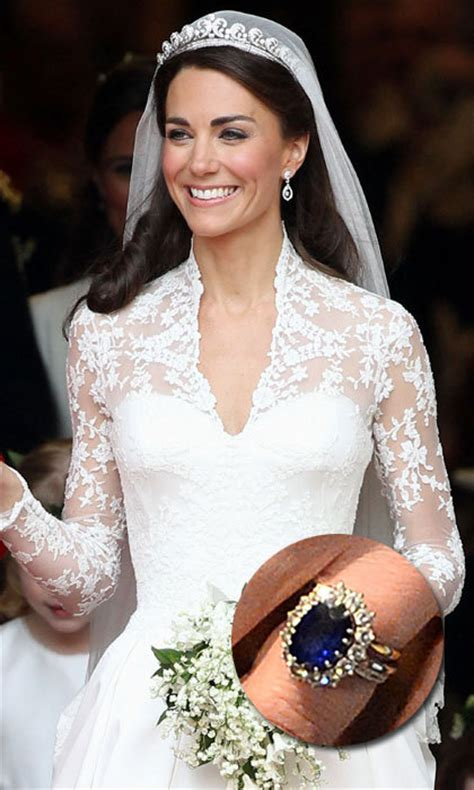 royal wedding rings the symbolic royal jewels worn by