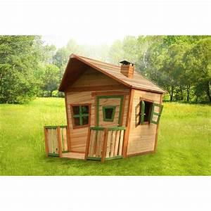 Maisonnette En Bois Sur Pilotis : maisonnette en bois enfant ~ Dailycaller-alerts.com Idées de Décoration