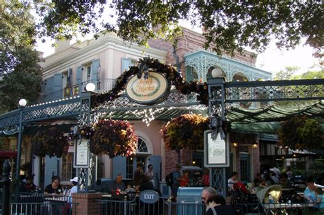 French Market Restaurant  Disney Parks Wiki Fandom