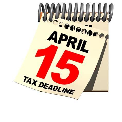 Income Tax Day Clip Art 2018