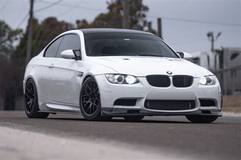 Bmw M3 2012 For Sale by Supercharged 2012 Bmw M3 For Sale On Bat Auctions Sold