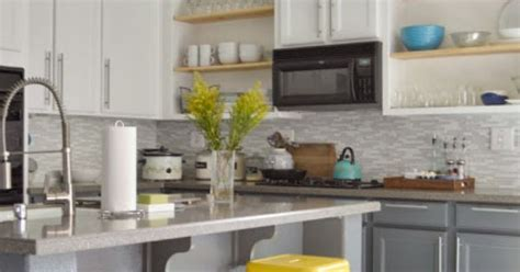 whats a color for a kitchen yellow stools faucet backsplash costco blue 2167