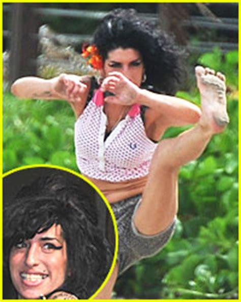 amy winehouse   karate kid amy winehouse newsies