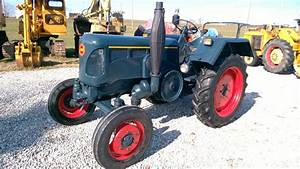 Traktor Versicherung Berechnen : lanz bulldog 2416 traktor 1960 catawiki ~ Themetempest.com Abrechnung