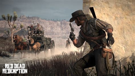 Game Art & Design Red Dead Redemption Thearthunters