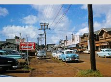 Jalopy Junction Wahiawa 1955 Kamehameha Highway at Olive