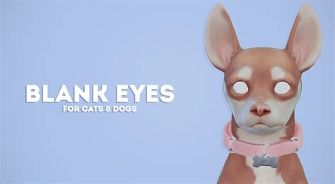 Strawberry Mark's Blank Pets Eyes