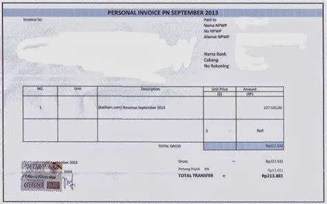 Contoh Invoice Penagihan by Contoh Surat Penagihan Invoice Yang Benar Contoh Surat