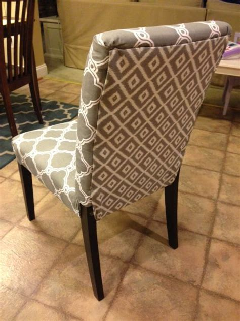 Ikea Henriksdal Chair Hack by My Furniture Redo I Used An Ikea Henriksdal Chair And
