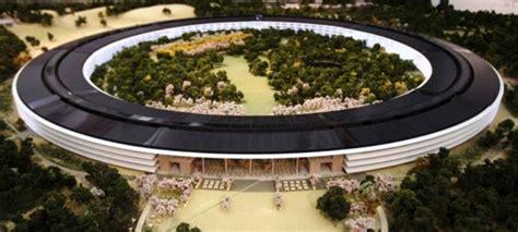 siege social de apple à la découverte du futur siège social d apple imaginé par