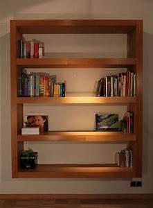 diy bookshelf design from wood – Plushemisphere