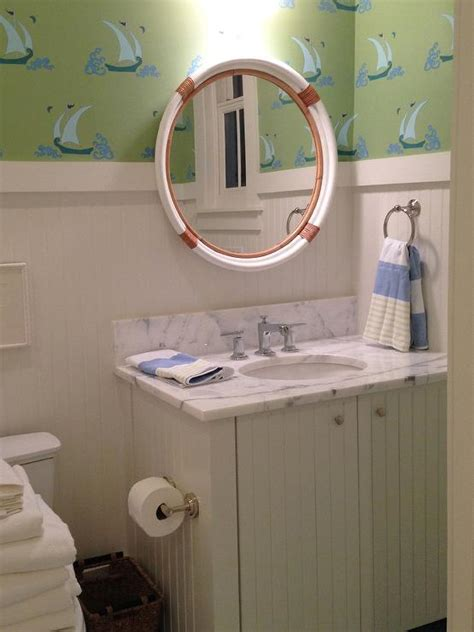 boys nautical bathroom design ideas