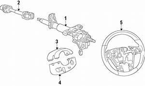 Chevrolet Camaro Steering Shaft  Lower   Camaro  W  O