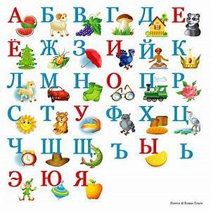 Learn Russian alphabet (Cyrillic) – The Mendeleyev Journal ...