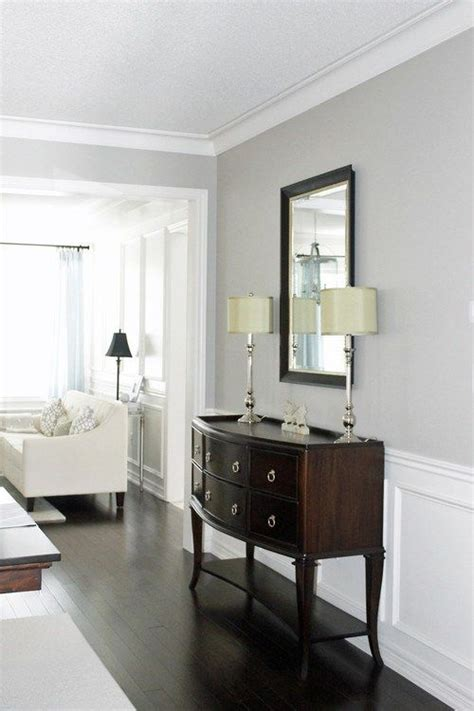 colour review benjamin moore revere pewter transitional
