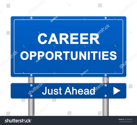 Career Opportunity Just Ahead Road Sign Stock Illustration. Foals Signs. Shocker Signs. Third Eye Signs. Birthday Signs Of Stroke. Gonorrhea Signs. Awe Signs. Forbidden Signs. Heating Signs