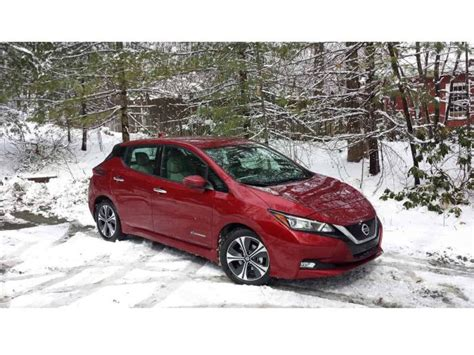 Nissan Leaf Torque by Are Electric Vehicles Like The 2018 Nissan Leaf Winter