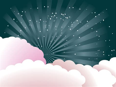 thick clouds  smoke powerpoint templates blue fuchsia