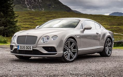 Bentley Continental Gt (2015) Uk Wallpapers And Hd Images