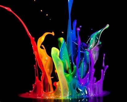 Colorful 3d Desktop Wallpapers Paint