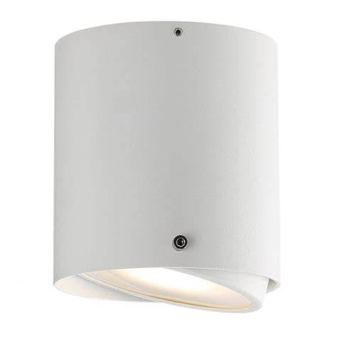 Contemporary Bathroom Downlight by Contemporary White Bathroom Surface Mounted Light