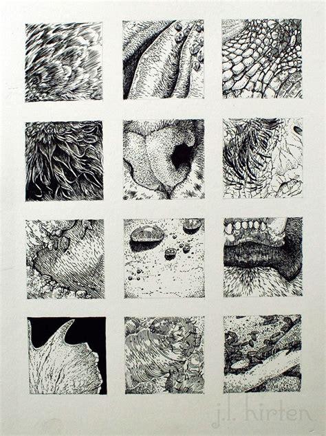 jl hirten inspiration folder   ink  art