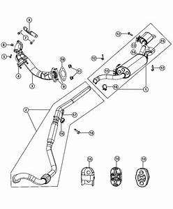 Chrysler Town  U0026 Country Used For  Muffler And Resonator