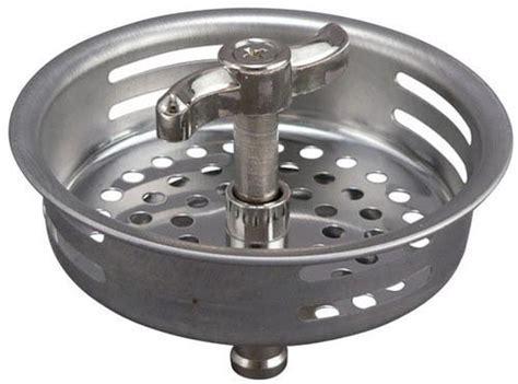 kitchen sink strainer basket replacement replacement basket strainer